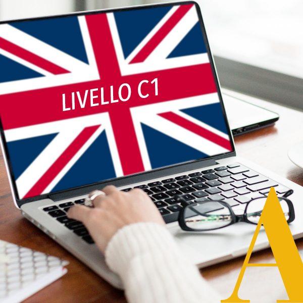 Corso di inglese e certificazione delle competenze. LIVELLO C1